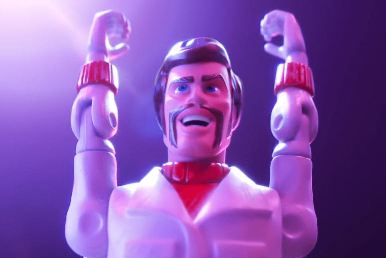 Toy Story 4 Trailer, Duke Caboom