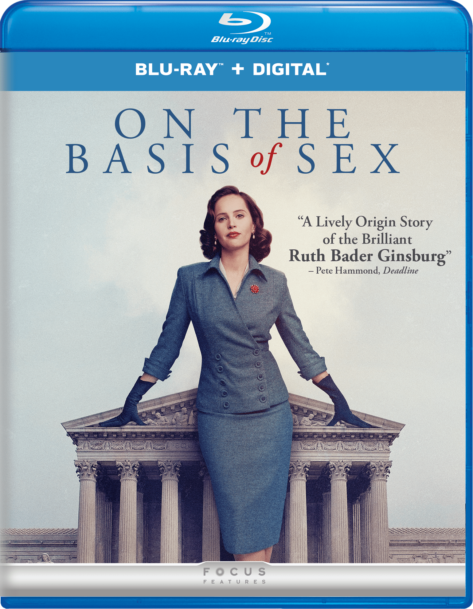 On The Basis Of Sex Bonus Features