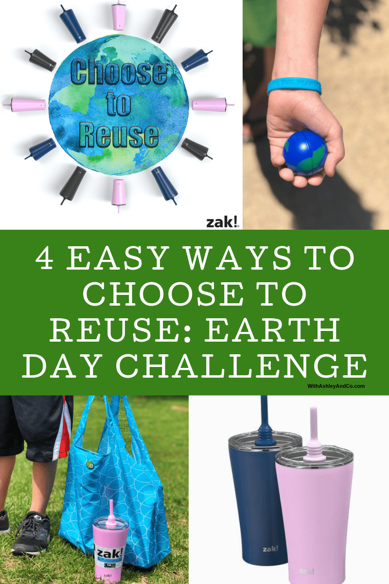 Choose To Reuse 30 Day Challenge