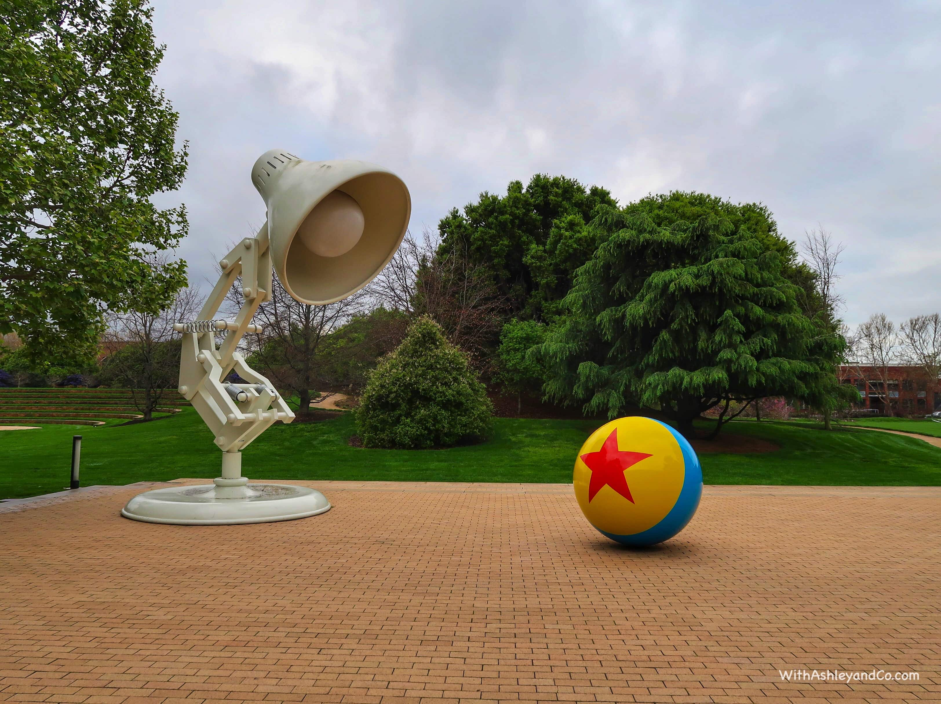 Behind The Scenes At Pixar Animation Studios