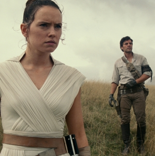 Star Wars Episode 9 What We Know So Far, Star Wars Episode IX Rey Poe