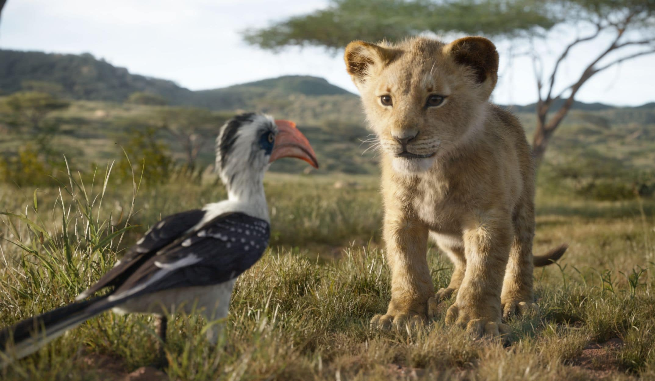 The Lion King New Trailer