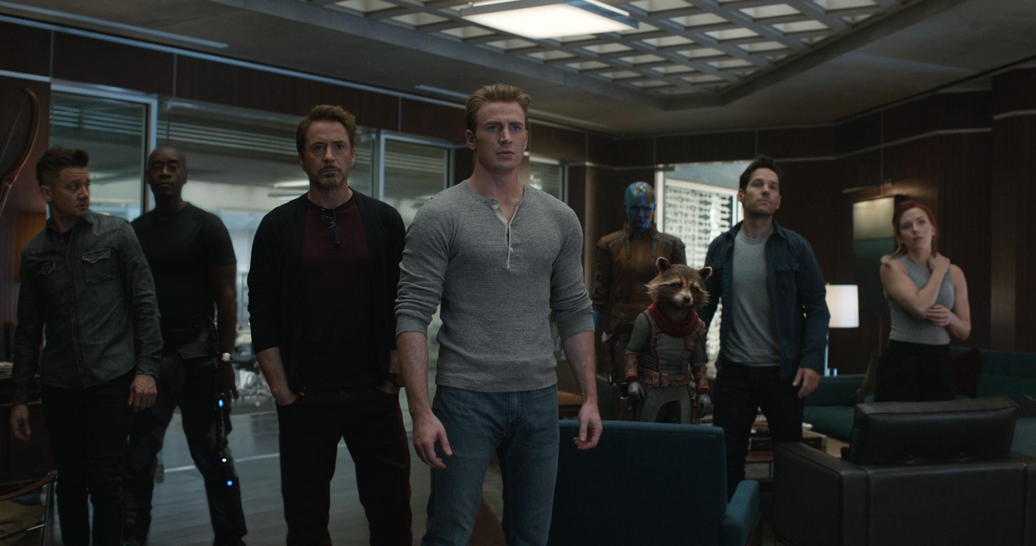 Is Avengers Endgame Kid Friendly