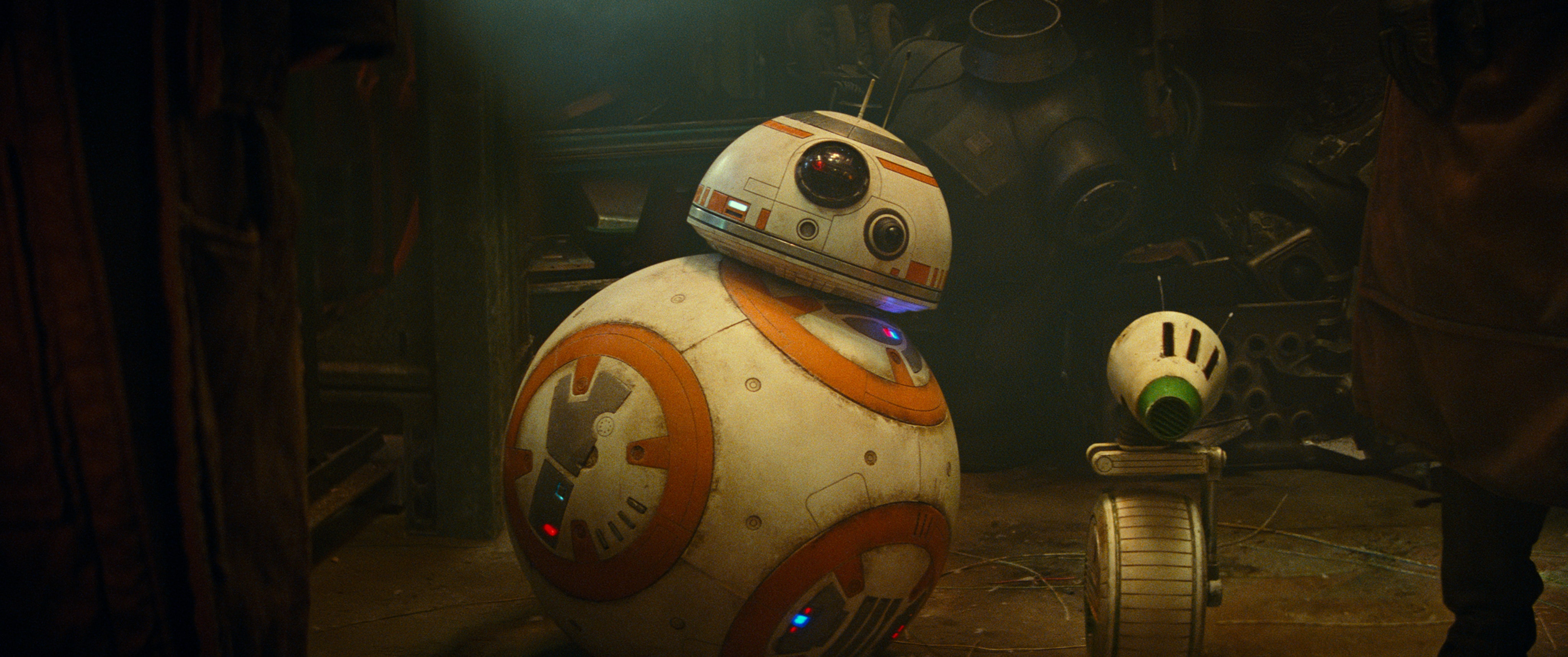 BB-8 and D-O Star Wars Episode IX