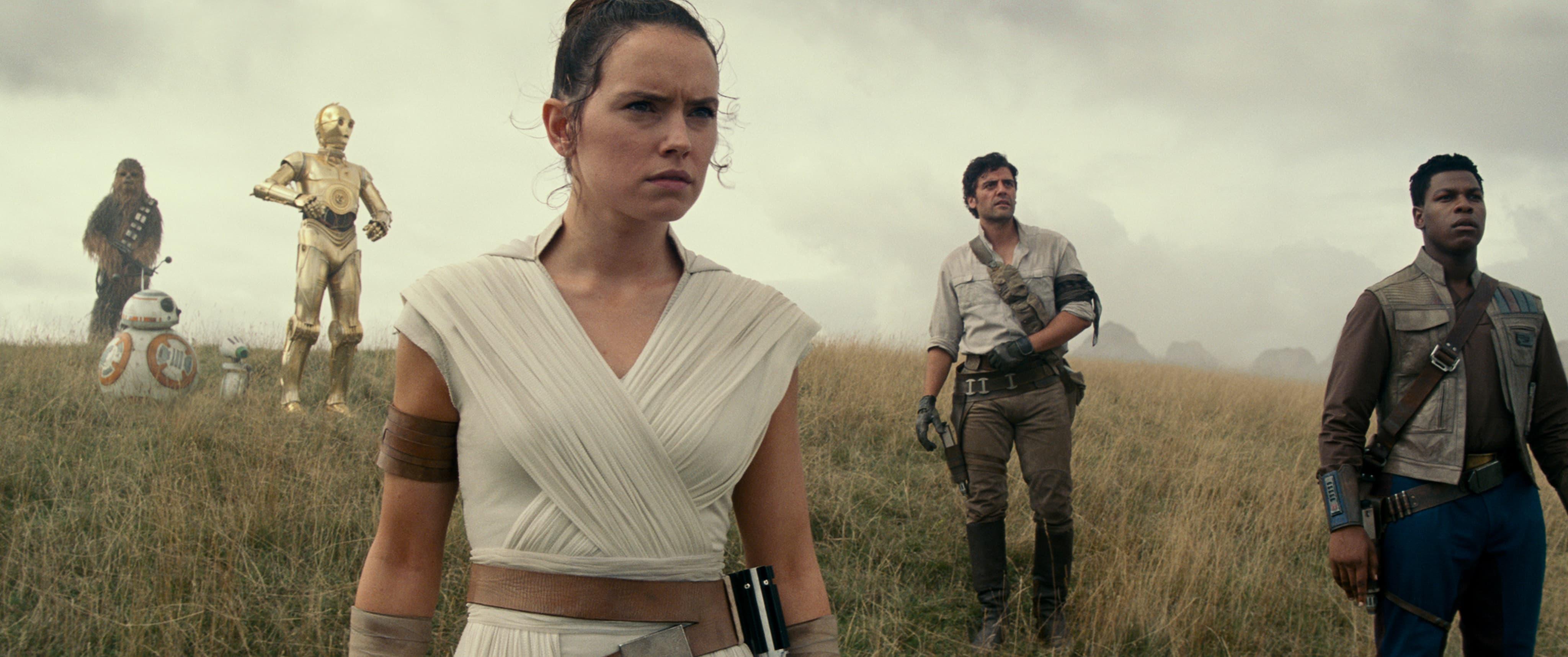 Star Wars Episode 9 What We Know So Far, Star Wars Episode IX Rey Poe