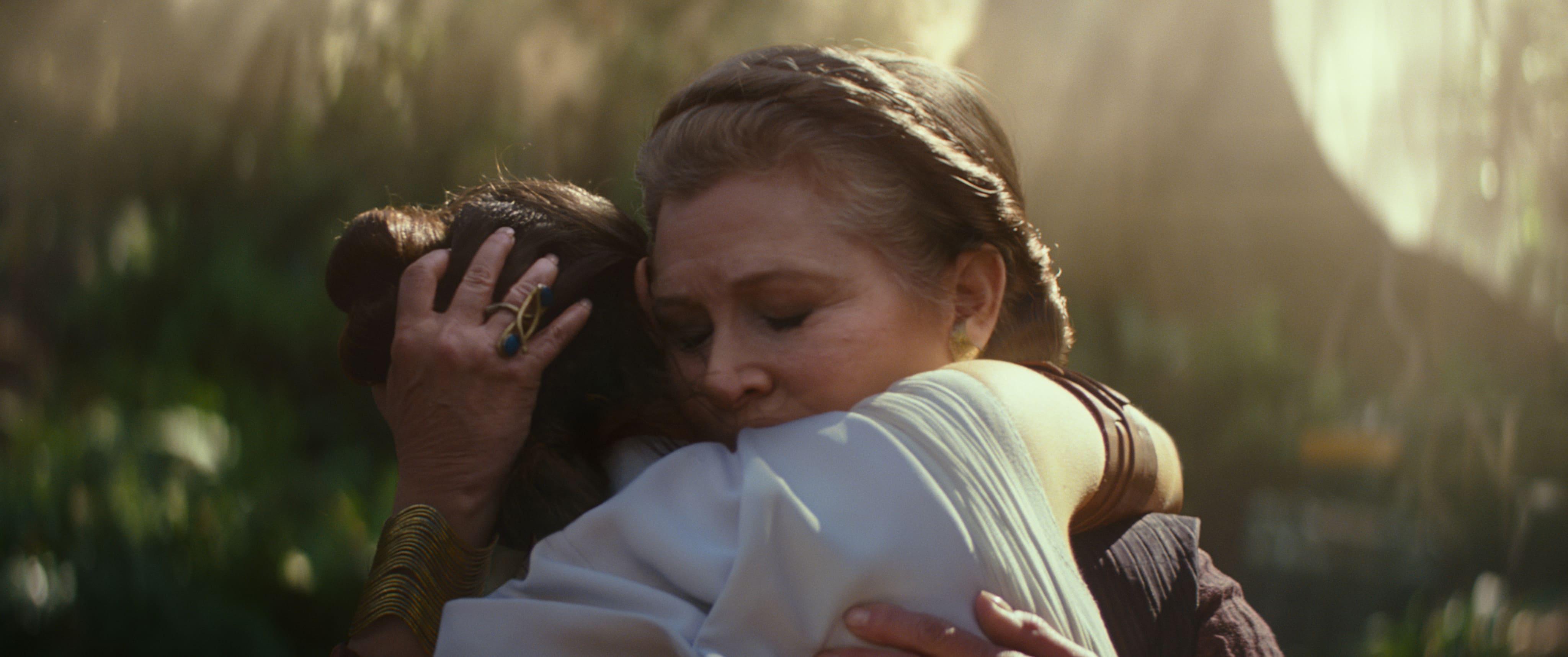 Star Wars Episode 9 What We Know So Far, Episode IX Leia