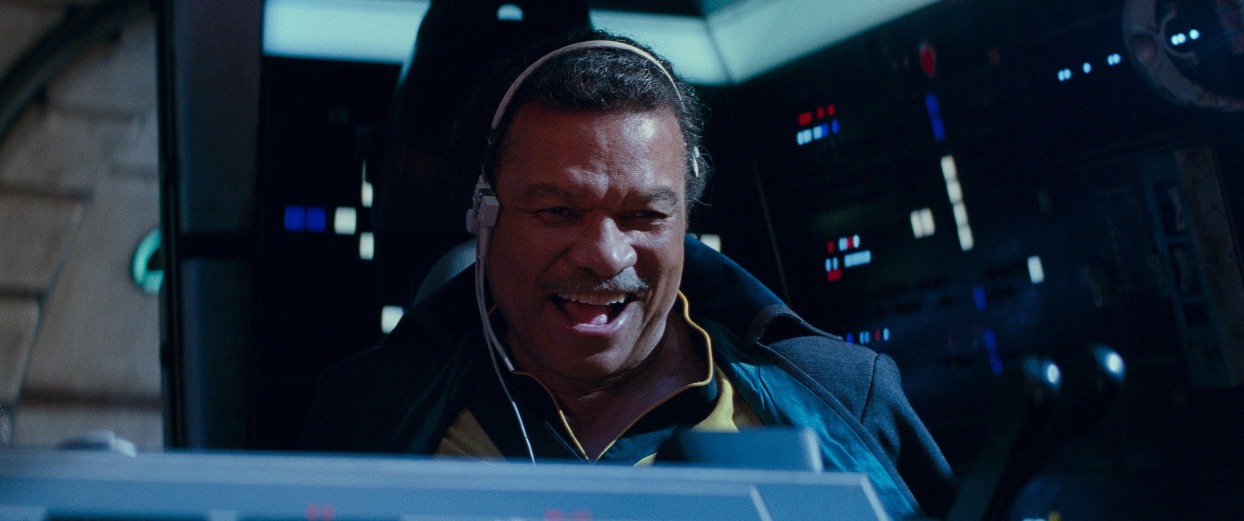 Lando Calrissian Star Wars Episode IX