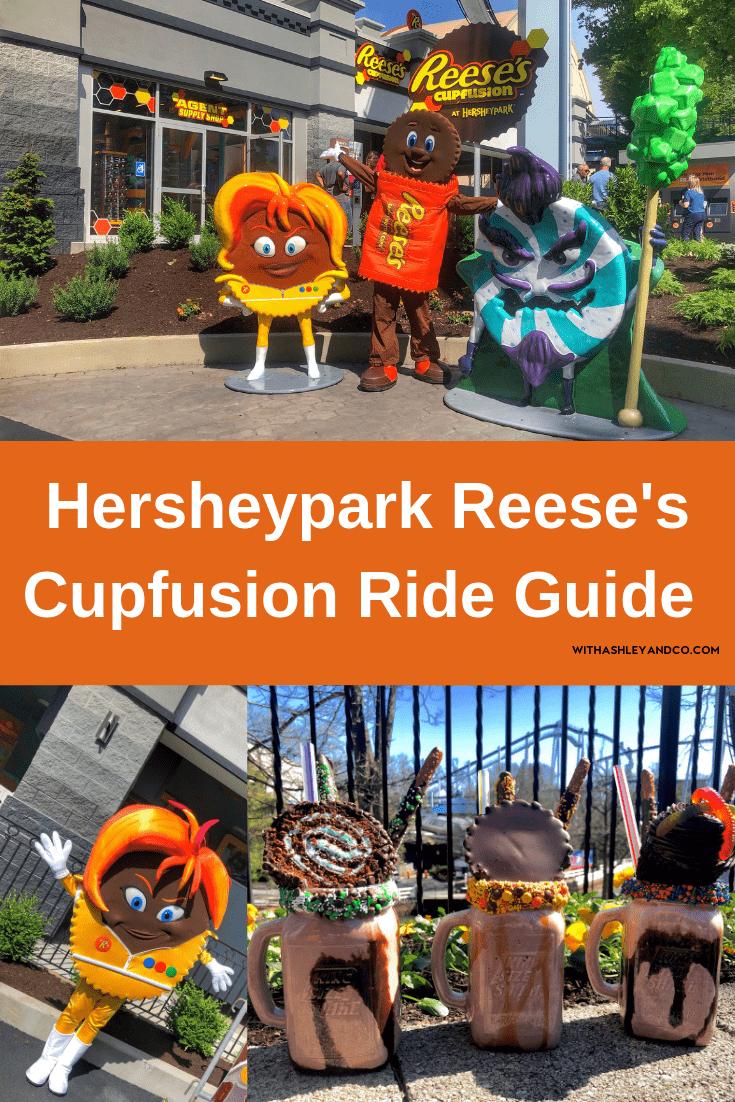Hersheypark Reese's Cupfusion