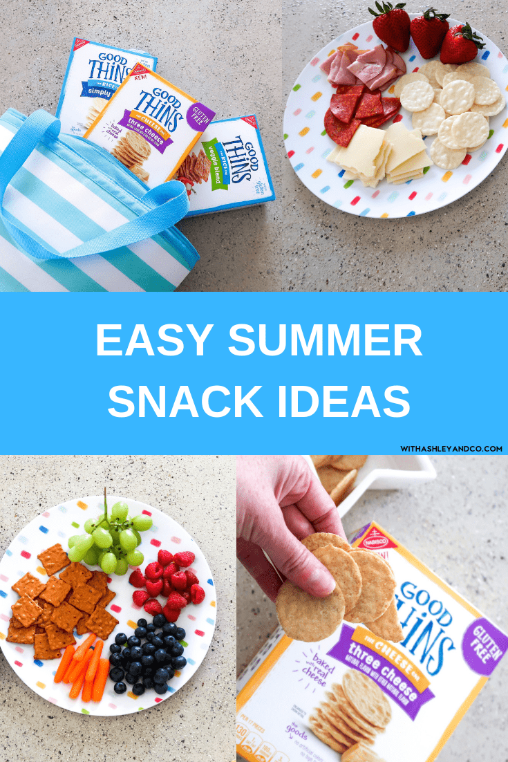 Easy Summer Snack Ideas