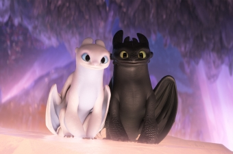 How To Train Your Dragon The Hidden World Blu-rayHow To Train Your Dragon The Hidden World Blu-ray