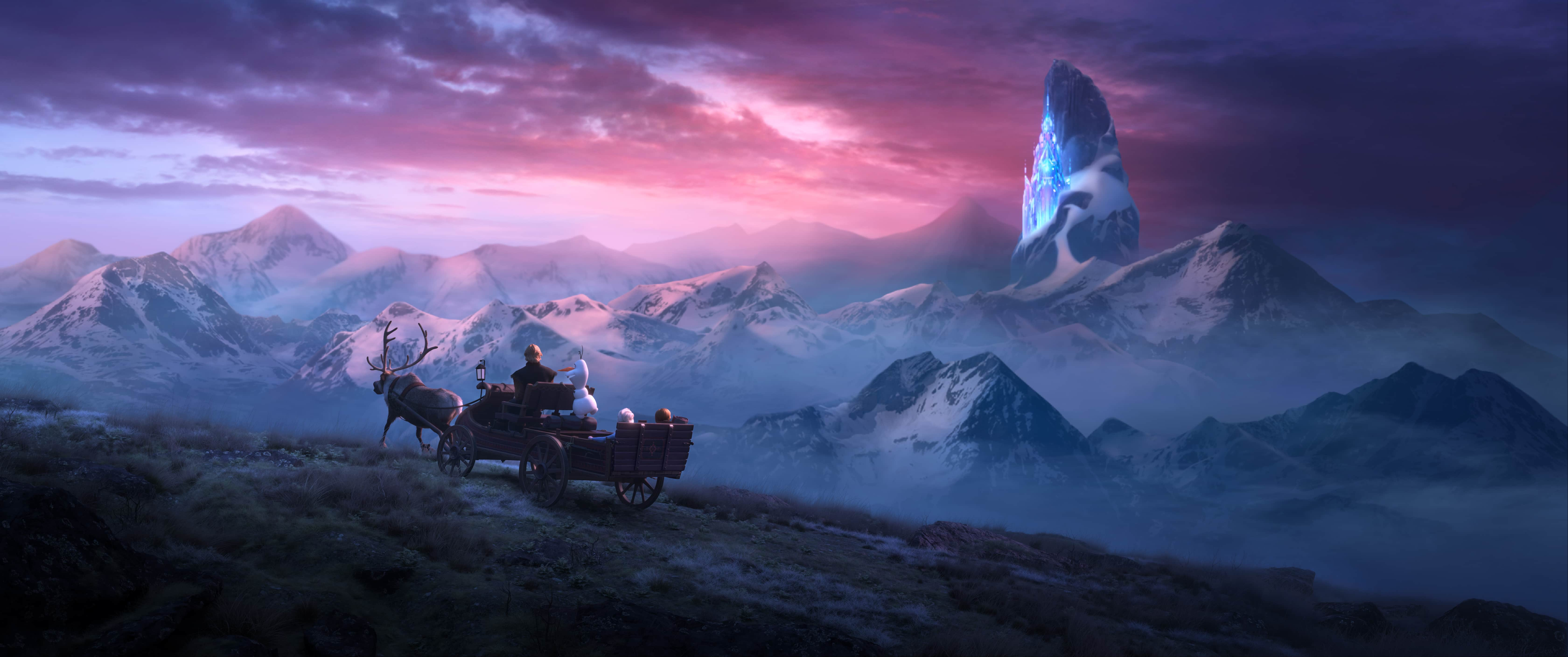 Frozen 2 What We Know So Far