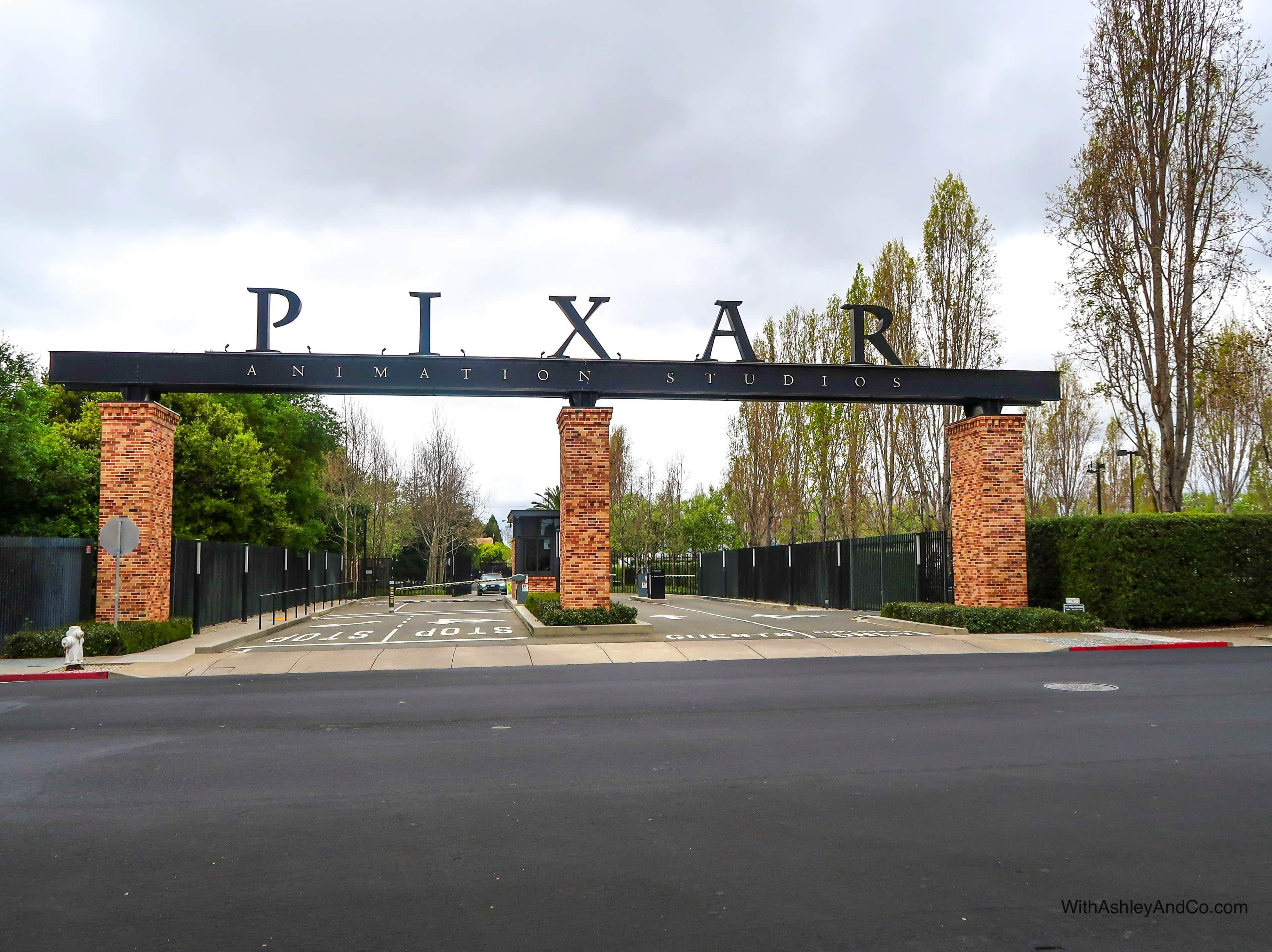 Inside The Pixar Archives