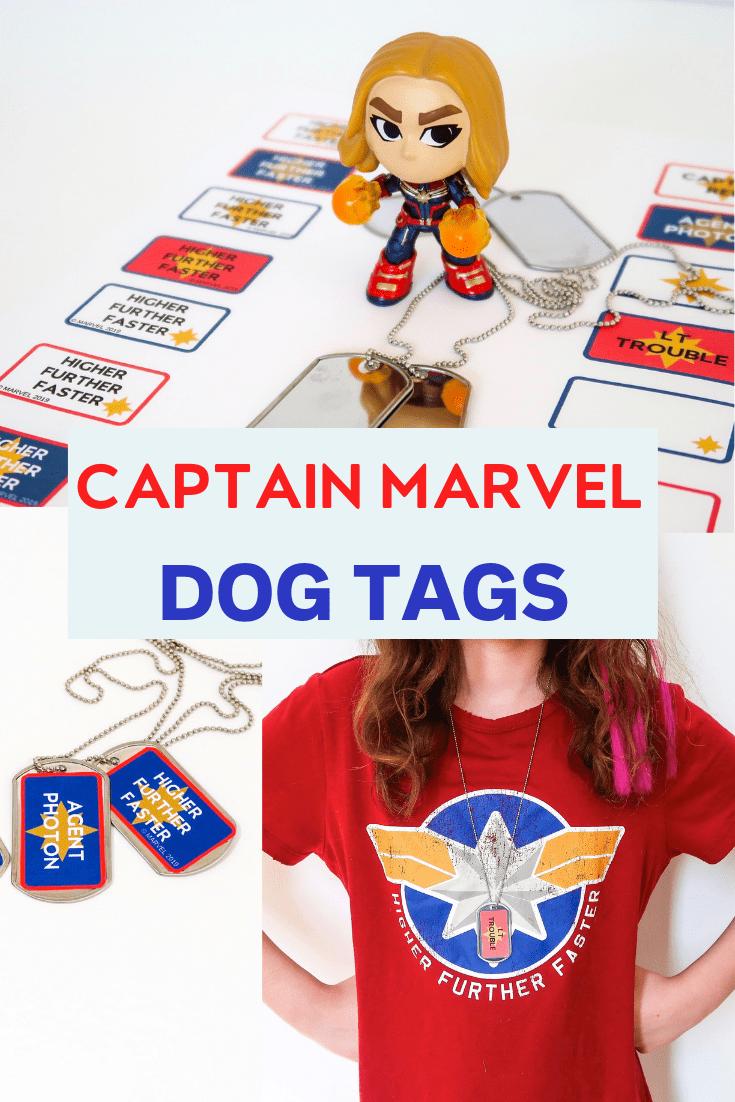 Captain Marvel Craft