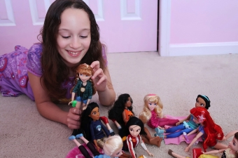 Ralph Breaks The Internet Princess Dolls