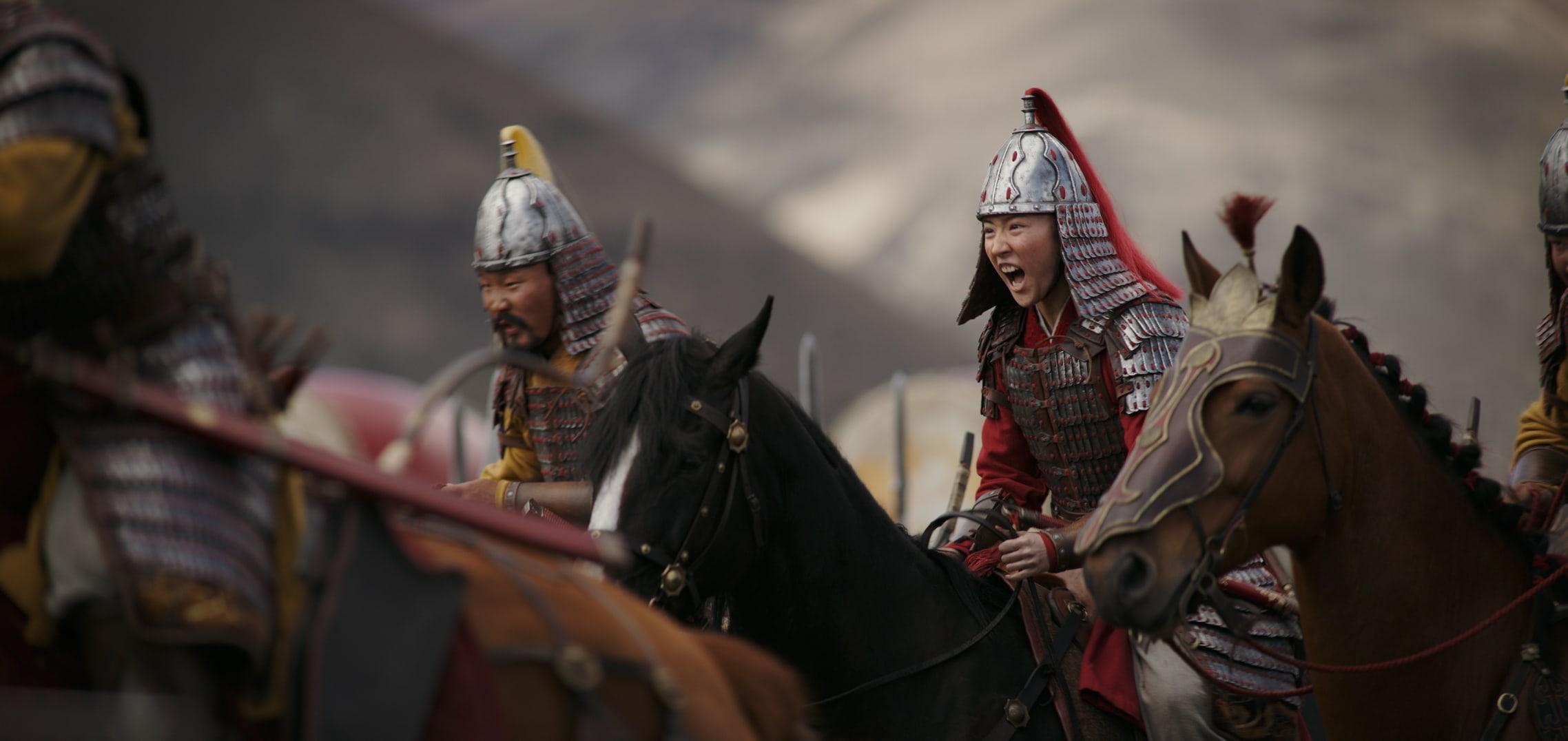 First Look At Mulan