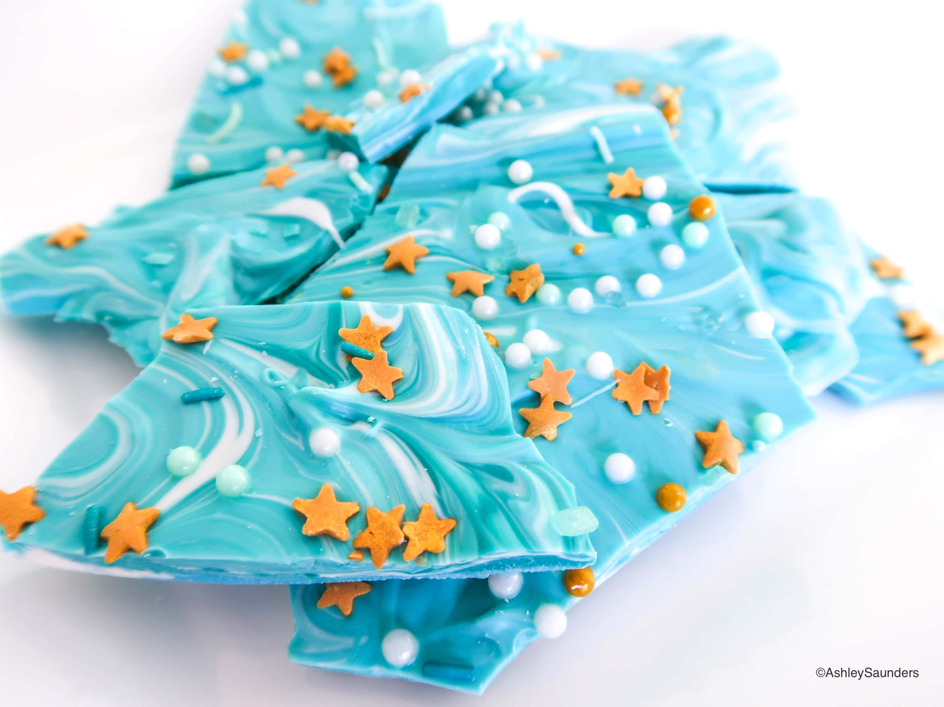Percy Jackson Sea Candy Bark