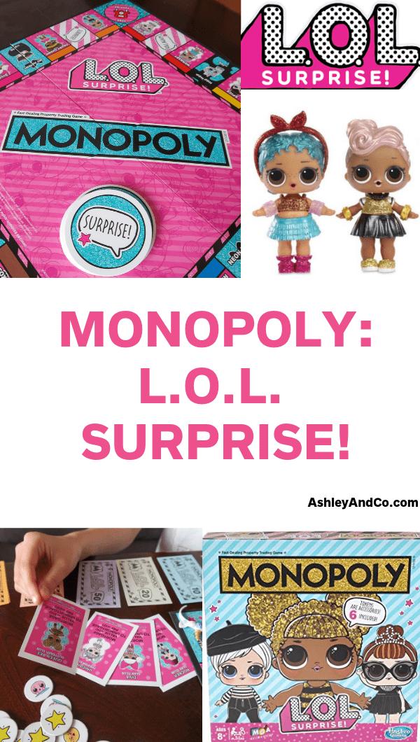 Monopoly: LOL Surprise Edition