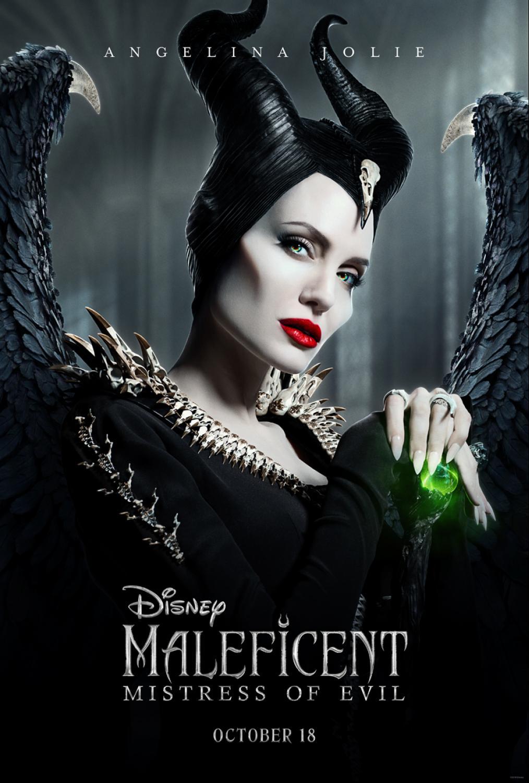 Maleficent Mistress Of Evil Full Trailer
