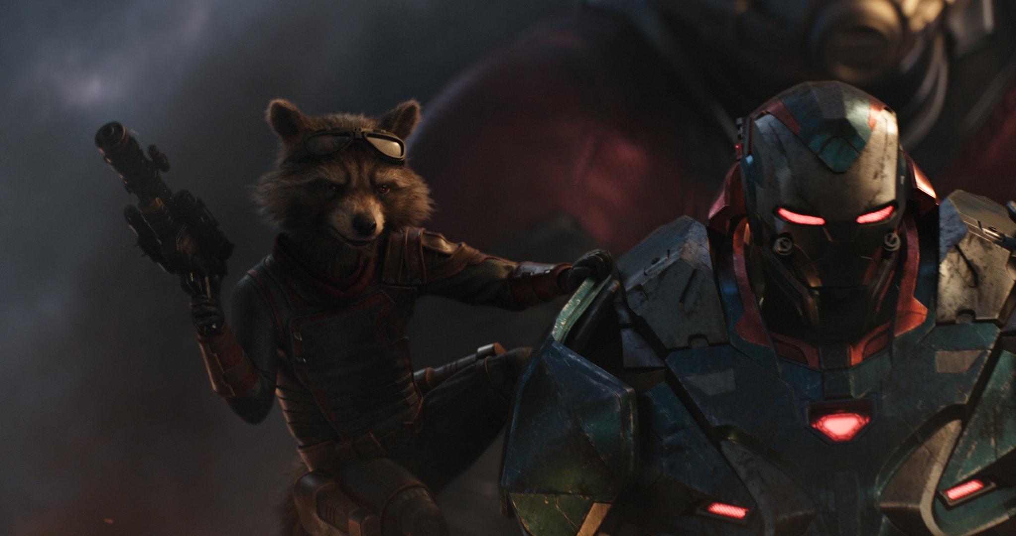 Avengers Endgame Blu-ray Release