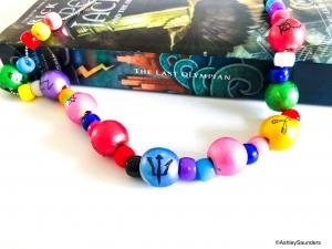 DIY Camp Half-Blood Necklace