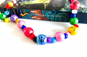 DIY Camp Half-Blood Necklace