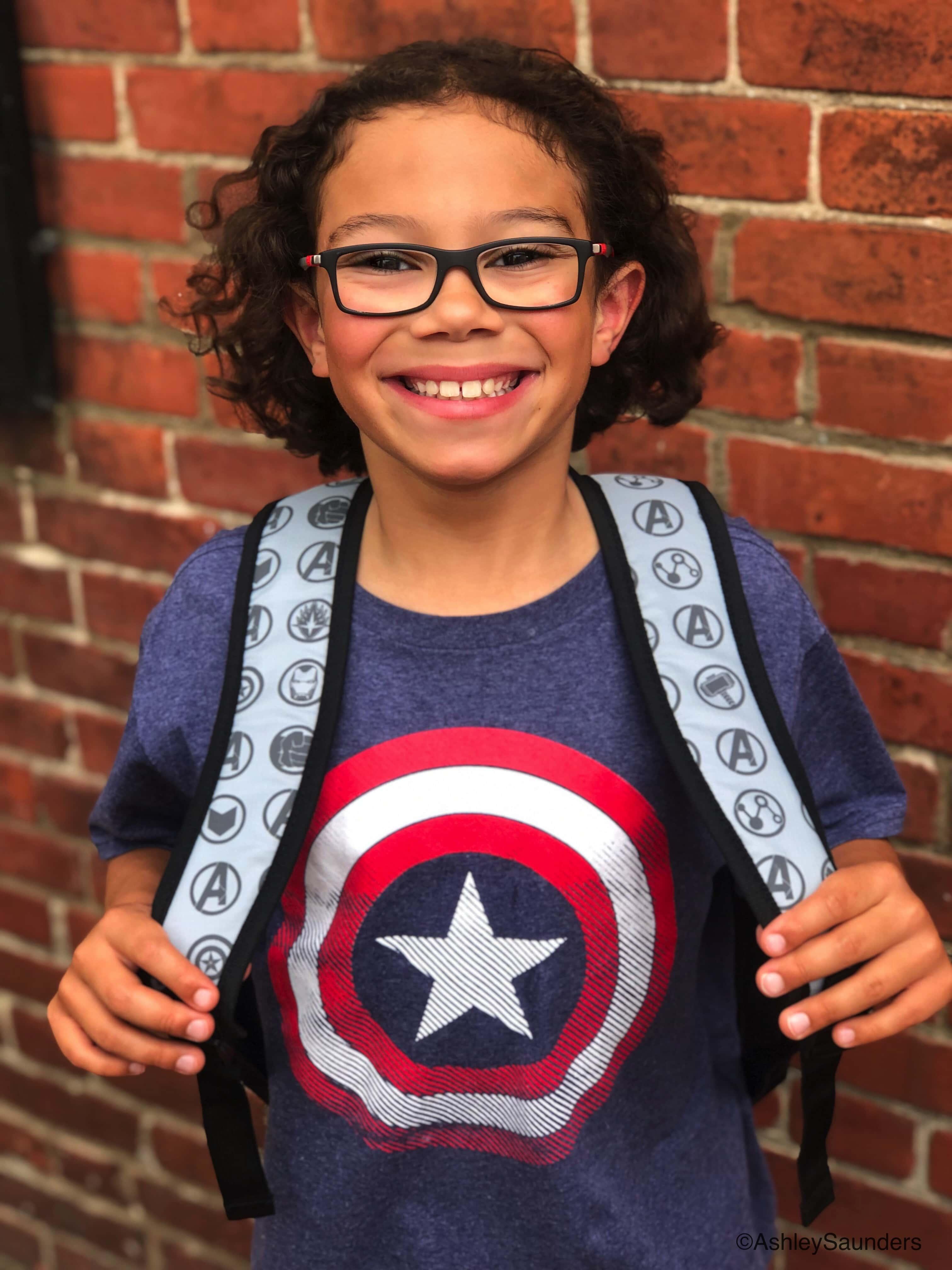 Avengers Endgame Back-To-School