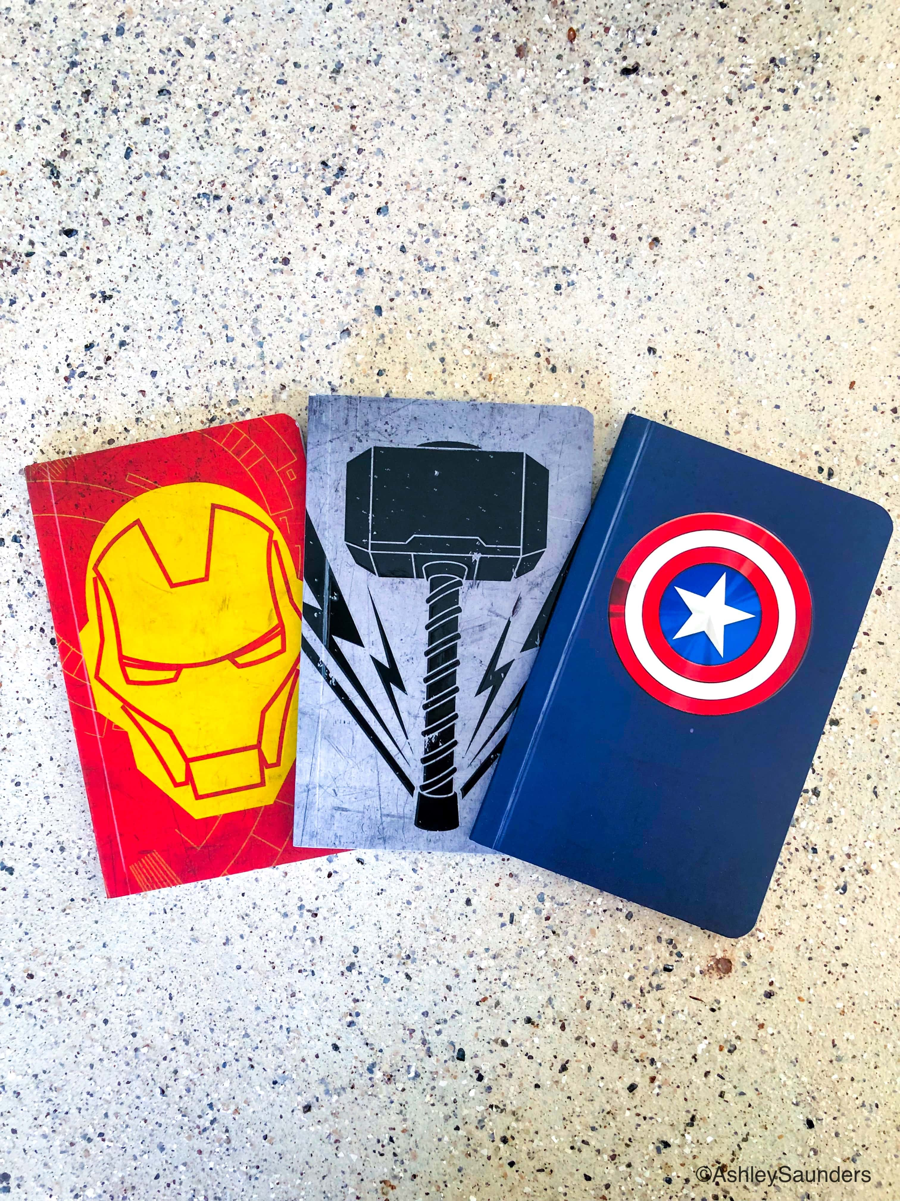 Avengers Endgame Back-To-School