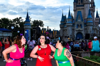 Stepsisters Disneybound On a Budget