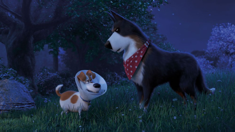 Secret Life Of Pets 2 Bonus Features