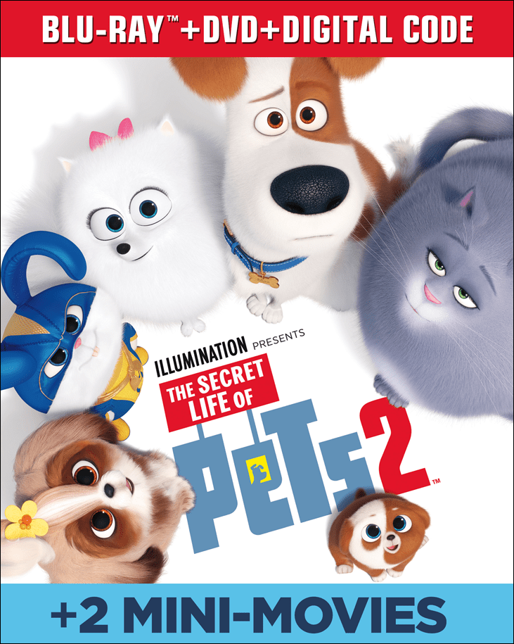 Secret Life Of Pets 2 Bonus Features