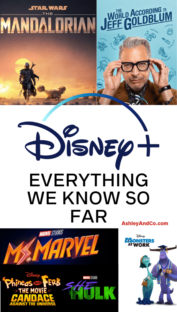 Disney Plus News From D23