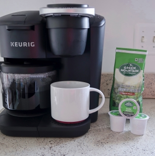 Keurig K-Duo Essentials Coffee Maker Review