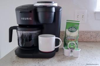 Keurig K-Duo Essentials Coffee Maker Review