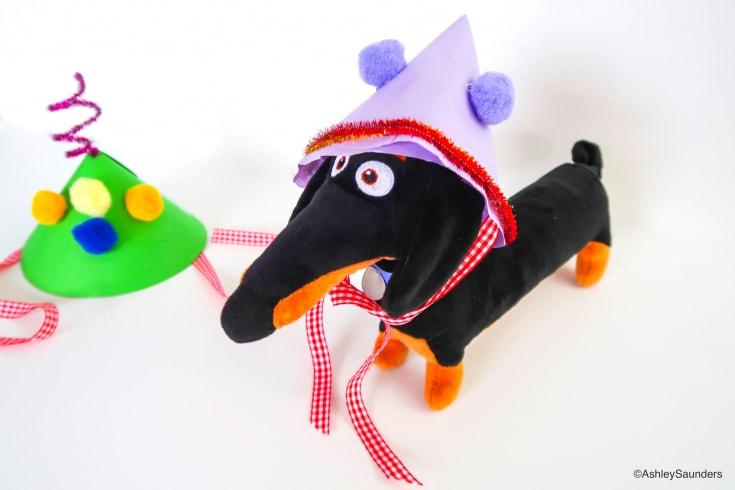 Daisy's Happy Hats Craft