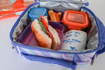 Avocado Bacon Tomato Mini Sub Rolls