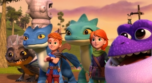 Dragons Rescue Riders Review
