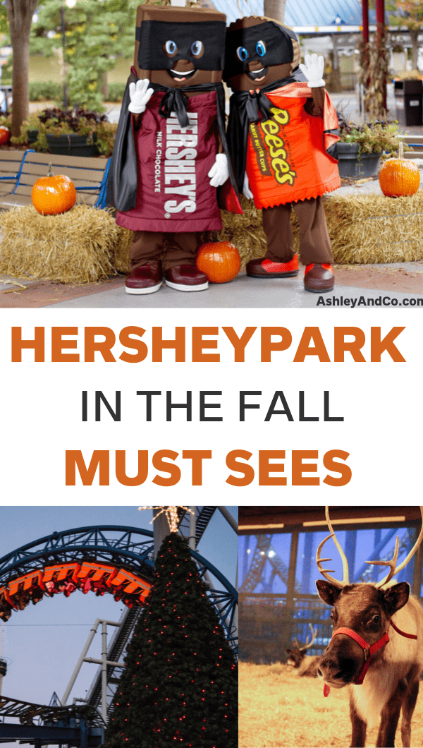 Things to Do at Hersheypark in the Fall