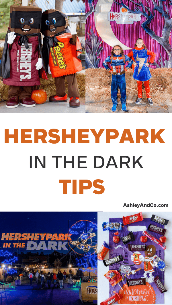 Hersheypark in the Dark