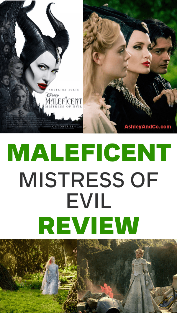 Maleficent Mistress of Evil Review