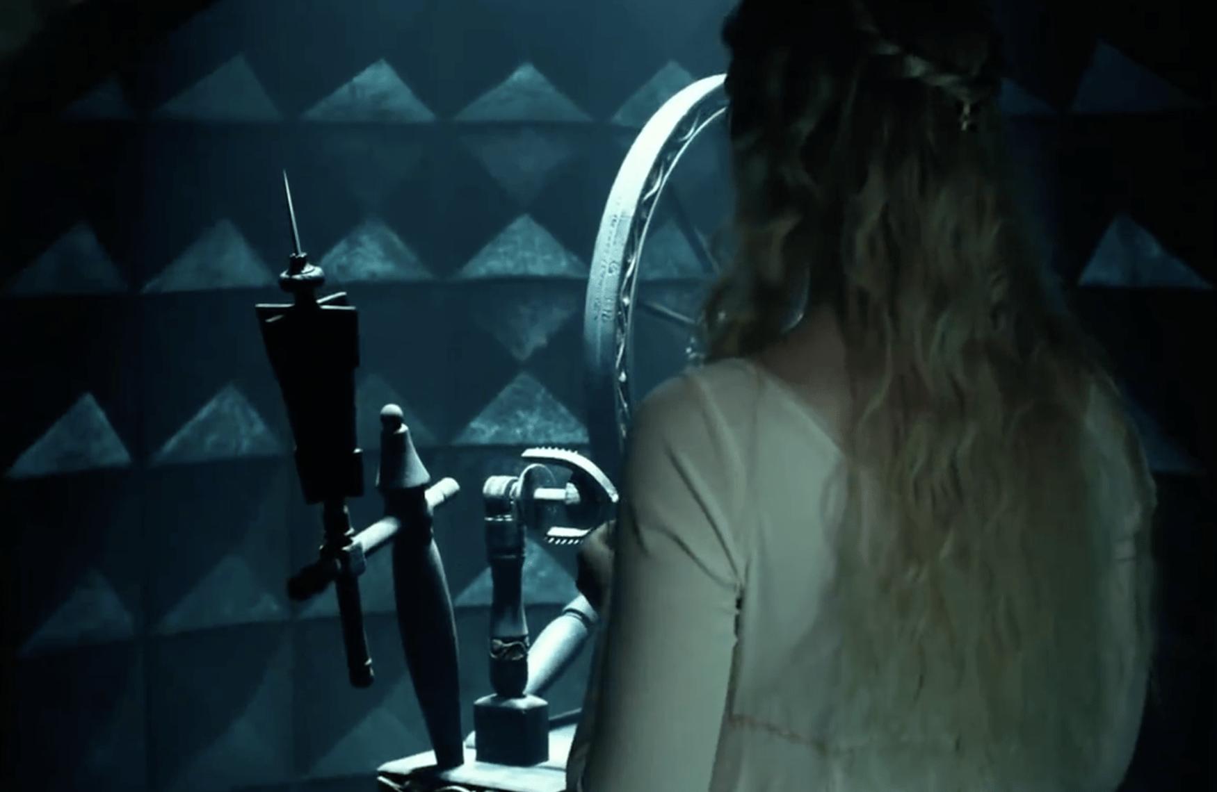 Maleficent Mistress of Evil Easter Eggs