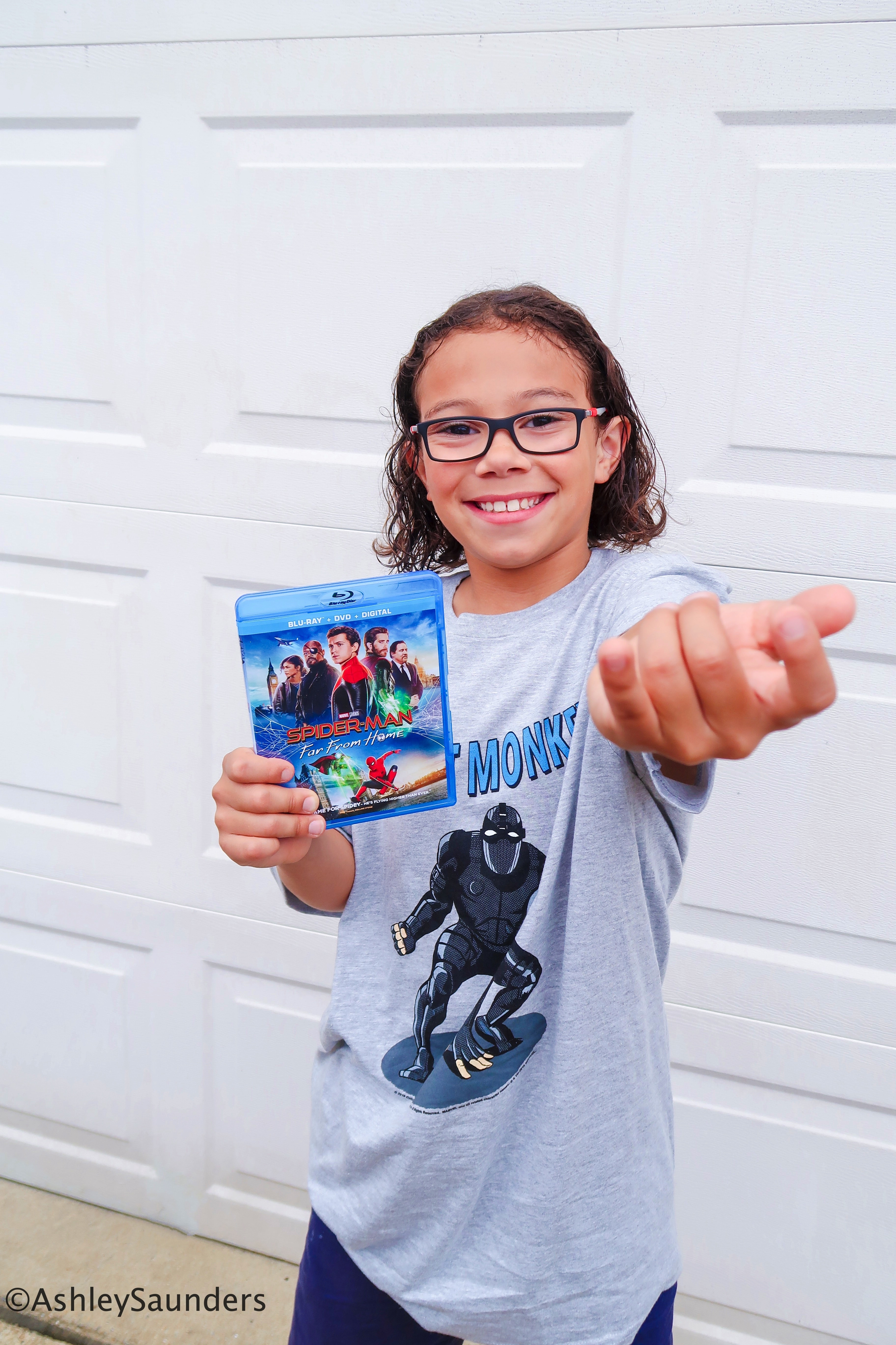 Spider-Man Far From Home Giveaway