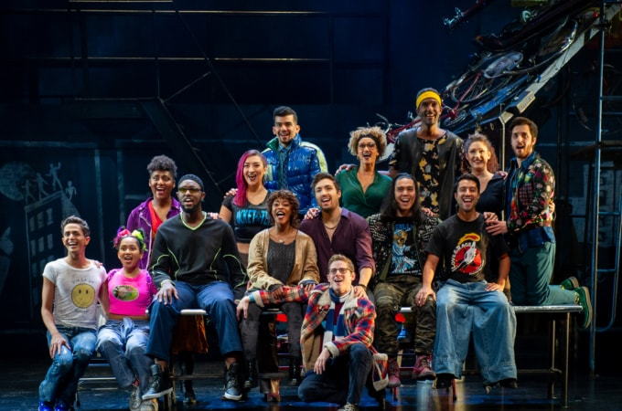 RENT on Tour Review