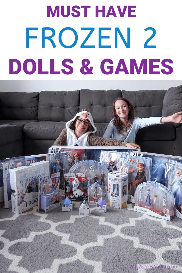 Must Have Frozen 2 Dolls