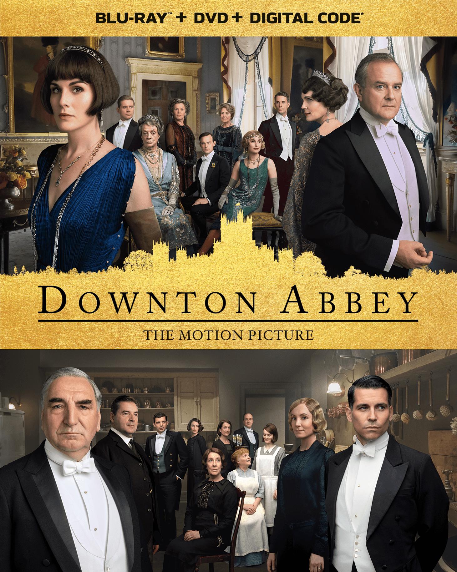 Downton Abbey Giveaway