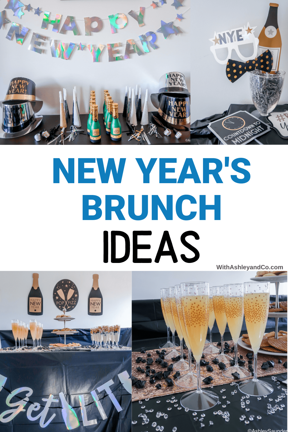 How to Host a New Years Brunch
