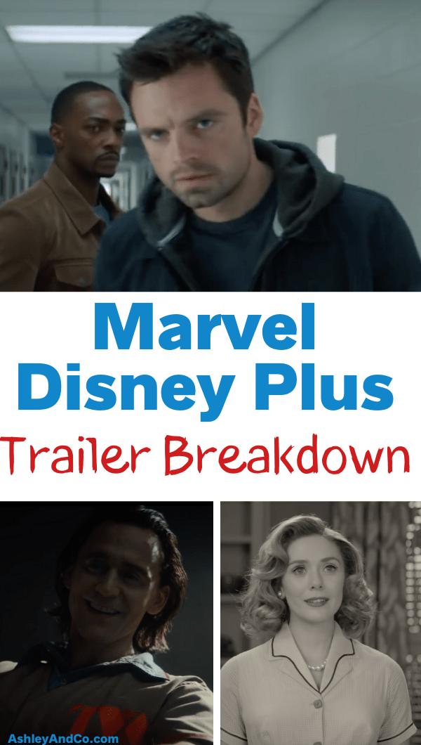 Marvel Disney Plus TV Spot Breakdown