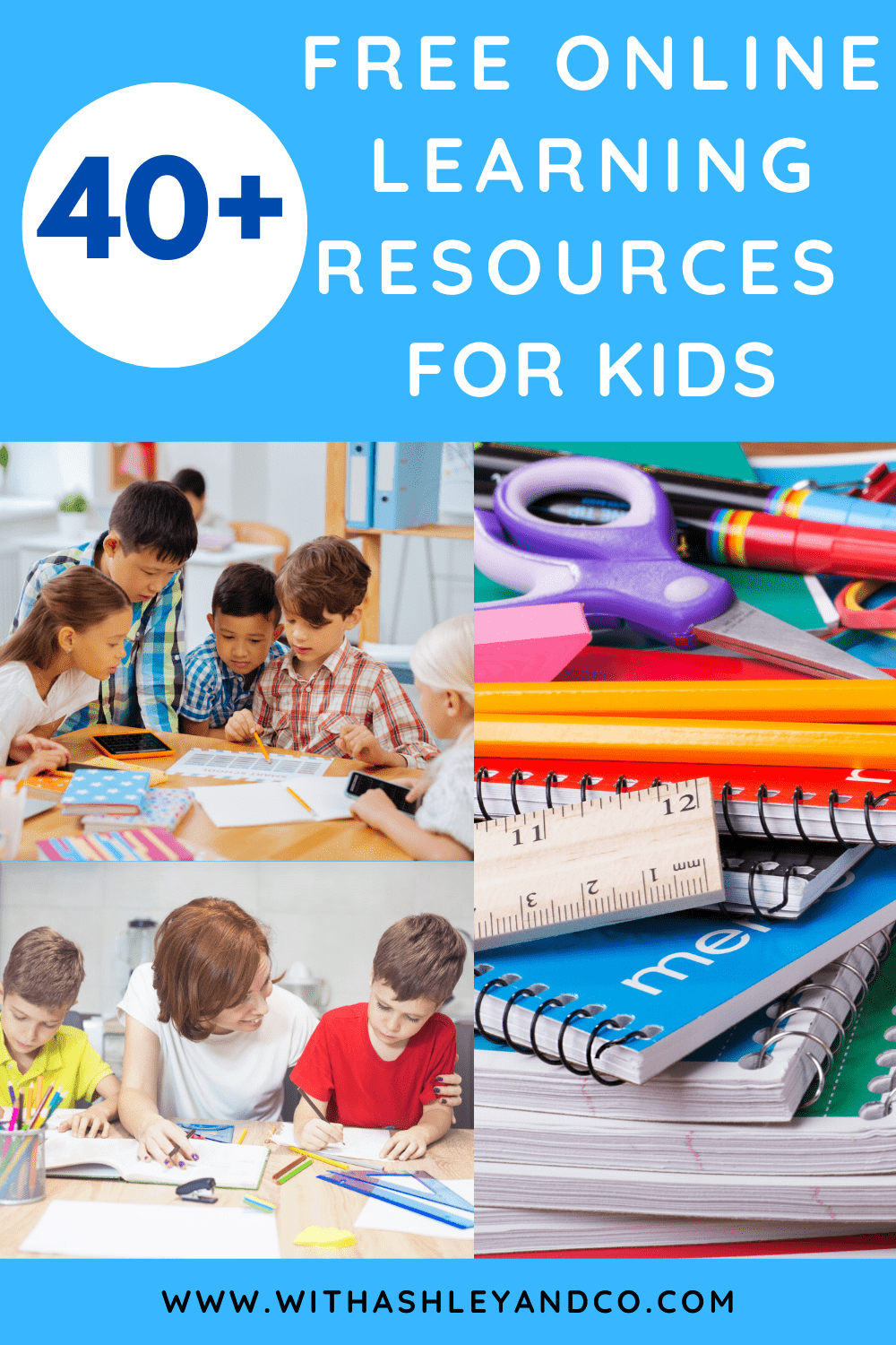 Free Online Learning For Kids