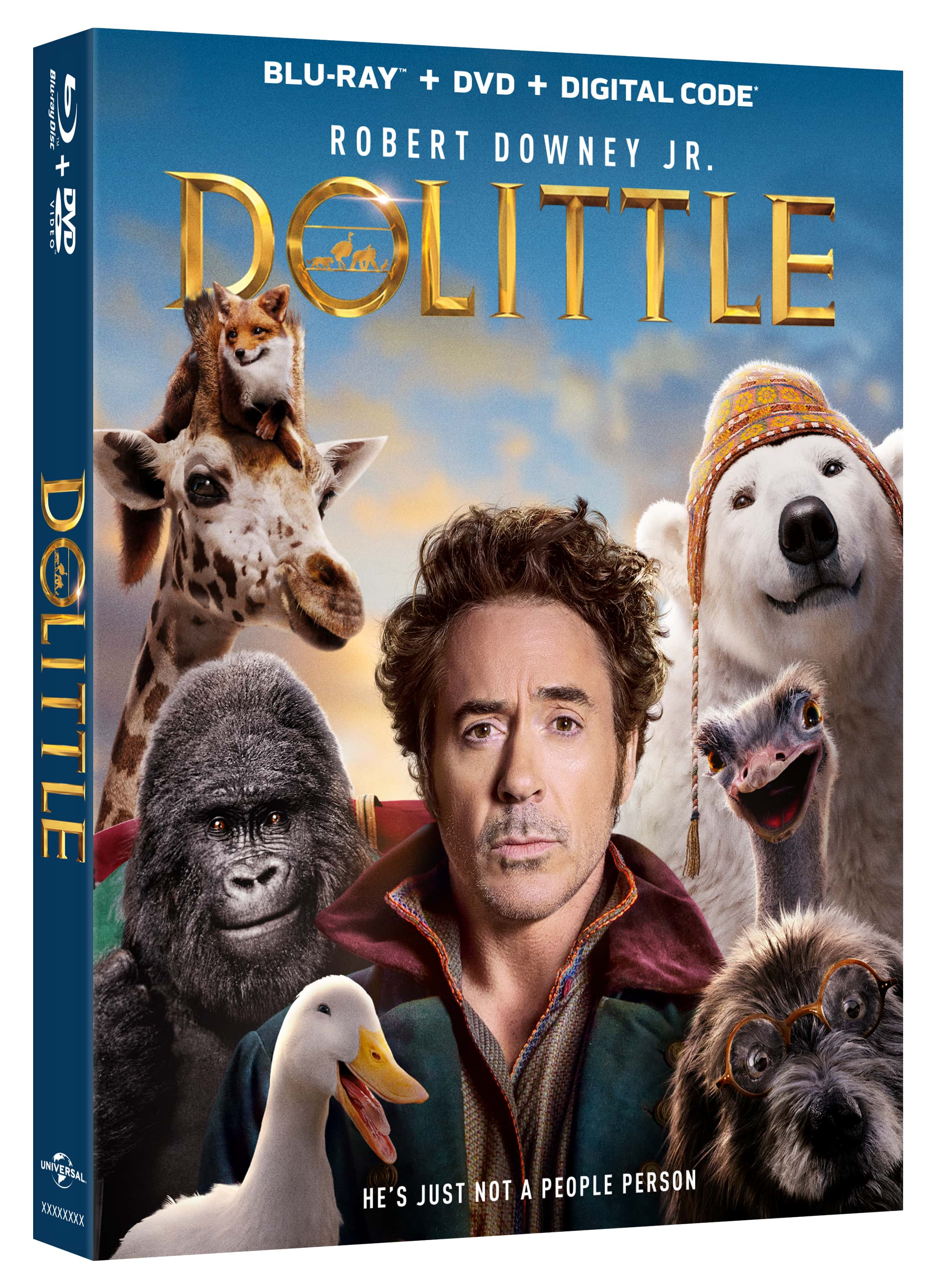 Dolittle Bonus Features
