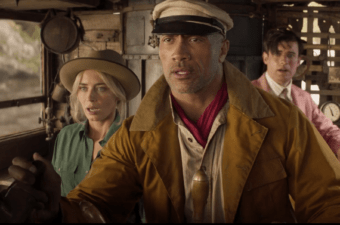 New Jungle Cruise Trailer