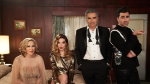 Stuck at Home As Told By Schitt's Creek